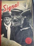 - Revue Guerre 39 - 45 - Signal - 1943 - - Journaux - Quotidiens