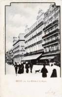 HEIST - Les Hôtels De La Digue - Carte Précurseur - Oblitération De 1903 - Heist