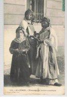 CPA Algérie Tireuses De Bonne Aventure Ecrite En 1910 - Algérie