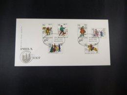 "BELG.1982 2071/2076 FDC (Brus-Brux) : "" Belgica 82 "" - FDC"