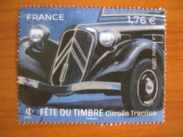 France Obl N° 5303   Cachet Rond Noir - France