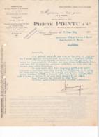 Pierre Pointu Megisserie En Tous Genres A Saint-junien(haute-vienne) - Andere