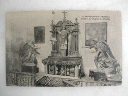 SAINT SULPICE DE FAVIERES - Autel De La Chapelle Des Miracles - Saint Sulpice De Favieres