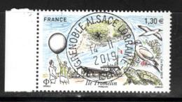 France 2019.Ile De Tromelin.Cachet Rond Gomme D'origine. - France