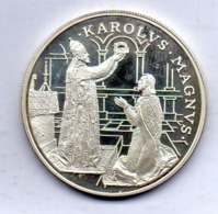 ANDORRA, 10 Diners, Silver, Year 1996, KM #121, Proof - Andorra