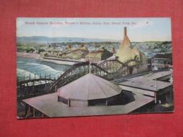 Grand Canyon Railway  Coaster Ride Ocean Park California   Ref 3725 - Vereinigte Staaten