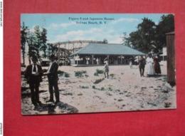 Figure 8 & Japanese Bazaar   Coaster Ride  Sylvan Beach New York >  Ref 3725 - NY - New York