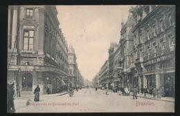 BRUXELLES - VUE GENERALE DU BOULEVARD DU NORD - Avenues, Boulevards