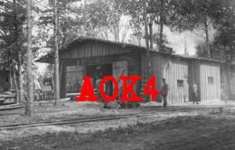 SÄGEWERK Scierie Westfront Ostfront Feldpoststation 148 1917 Pionier Kompagnie 348 Hautmont Czenstochau Feldbahn - Oorlog 1914-18