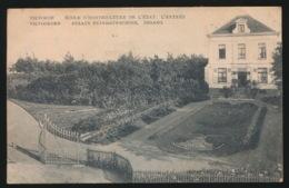 VILVOORDE  STAATSBOUWSCHOOL - INGANG - Vilvoorde