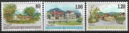 1999 Liechtenstein Mi. 1192-4 **MNH    Dorfansichten. - Neufs