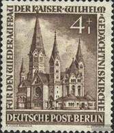 Berlin (West) 106 Unmounted Mint / Never Hinged 1953 Memorial Church - Ongebruikt
