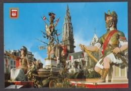 103951/ ANTWERPEN, Reuzenkoppel, Couple De Géants Anversois - Antwerpen