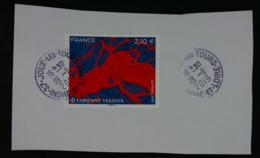 France 2019 Fabienne Verdier Oblitéré - France