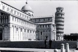PISA, Fotokarte Um 1950 - Pisa