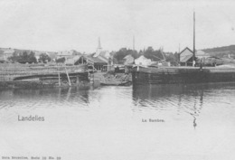 Landelies. La Sambre. Nels N° 89 - Belgique