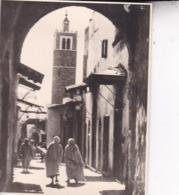 TUNISIE Tunis 1923 Photo Amateur Format Environ 7,5 Cm X 5,5 Cm Tirage Des Années 30 - Luoghi