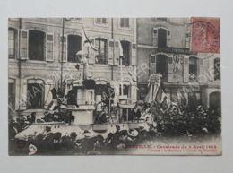 CPA - 54 - LUNEVILLE - CAVALCADE DU 4 AVRIL 1904 CUIRASSÉ LE REVITZAN - Luneville