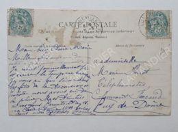 CPA - 54 - LUNEVILLE - CAVALCADE DU 4 AVRIL 1904 LE NID DE PIERRTS - Luneville