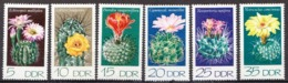 Germany DDR MNH Set - Cactusses