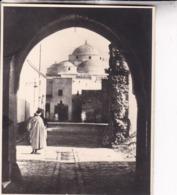 TUNISIE Tunis Ambiance De Rue  Septembre 1923 Photo Amateur Format Environ 7,5 Cm X 5,5 Cm Tirage Des Années 30 - Luoghi