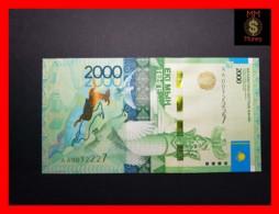 KAZAKHSTAN 2.000 2000 Tenge 2012  P. 41 Sig.  G. Marchenko    UNC - Kazakhstan