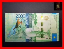 KAZAKHSTAN 2.000 2000 Tenge 2012  P. 41 Sig.  K. Kelimbetov - Kazakhstan