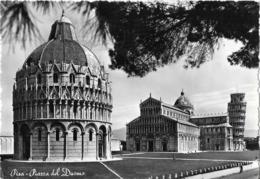 PISA - Piazza Del Duomo - Pisa