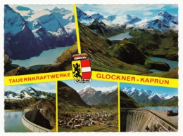 Tauernkraftwerke - Glockner-Kaprun - 5 Ansichten - Kaprun