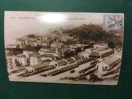 Cartolina Collezione Astistique - Ventimille - Vue General - Replica 1950 Ca - Imperia