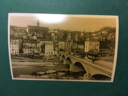 Cartolina Ventimiglia - Panorama - Replica 1950 Ca - Imperia