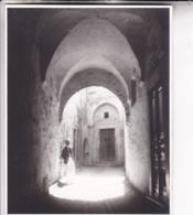 TUNISIE TUNIS Médina Septembre  1923 Photo Amateur Format Environ 7,5 Cm X 5,5 Cm Tirage Des Années 30 - Orte