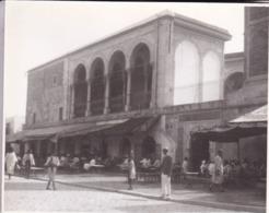 TUNISIE TUNIS  Mosquée HALFAOUINE 1923 Photo Amateur Format Environ 7,5 Cm X 5,5 Cm Tirage Des Années 30 - Orte