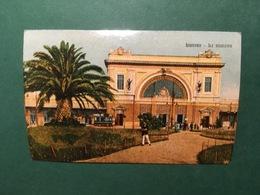 Cartolina Livorno - La Stazione - Replica 1950 Ca - Livorno