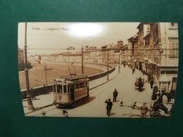 Cartolina Pisa - Lugarno Regio - Replica 1950 Ca - Pisa