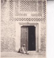 TUNISIE TOZEUR Ambiance De Rue 1923 Photo Amateur Format Environ 7,5 Cm X 5,5 Cm Tirage Années '30 - Luoghi
