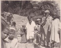 ALGERIE NEGRINE 1923 Photo Amateur Format Environ 7,5 Cm X 5,5 Cm Tirage Années '30 - Orte