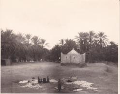 MAROC AIT OURIR Marché 1923 Photo Amateur Format Environ 7,5 Cm X 5,5 Cm Tirage Des Années '30 - Orte