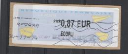 2014  Ecopli  *** 0.87 - 2000 «Avions En Papier»
