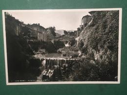 Cartolina San Remo - Ponte Della Rocca - 1942 - Imperia