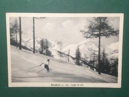 Cartolina Beaulard - Campi Di Schi - 1934 - Unclassified