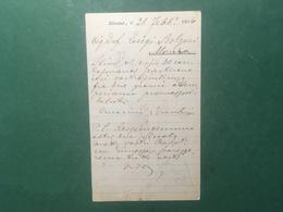 Cartolina Beccarini E Guelfi - Rimini - 1894 - Cartes Postales