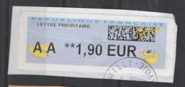 2014  AA  ** Lettre Prioritaire  1.90 - 2000 «Avions En Papier»