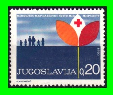 YUGOSLAVIA SELLO AÑO 1970 - 1945-1992 República Federal Socialista De Yugoslavia