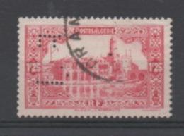 """Algérie, N°140 Perforé Pour """"Fernand James, Huissier à Oran"""" - Algérie (1924-1962)"""