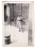 Photo Photographie Soldat Militaire Français - Guerre, Militaire