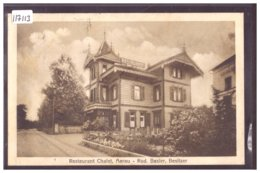 AARAU - RESTAURANT CHALET - TB - AG Aargau