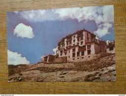 """Carte Assez Rare , Tibet , Fiang Gompa , Ladakh """""""" Monastère De Fiang Gompa """""""" - Tibet"""