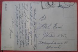 Feldpost: Ansichtskarte Von Dienstelle 46761 ? Nach Wien - Briefe U. Dokumente