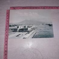C-78812 NAPOLI LA NUOVA STAZIONE MARITTIMA DEL LITTORIO ALL'USCITA DEL PORTO MOTONAVE PIROSCAFO REX - Napoli (Naples)